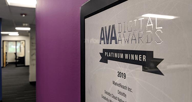 AVA Digital Marketing Awards