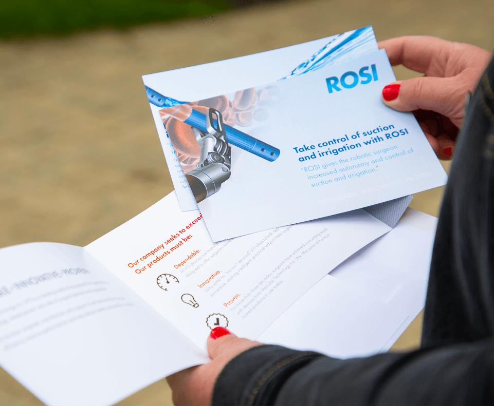 VTI ROSI Marketing Brochure