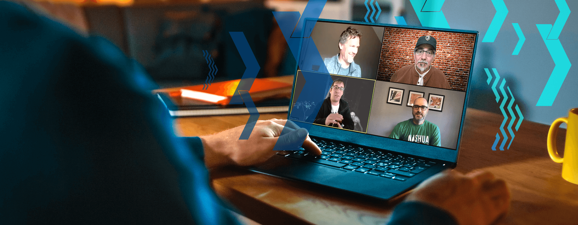 Have video meetings changed the way your teams communicate and behave?