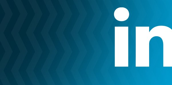 LinkedIn icon banner