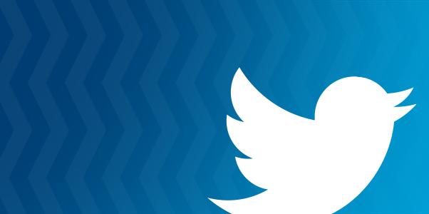 Twitter icon banner